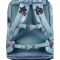 Frii Of Norway Skoletaske 22L - Butterflies Blue/Pink m/ penalhus