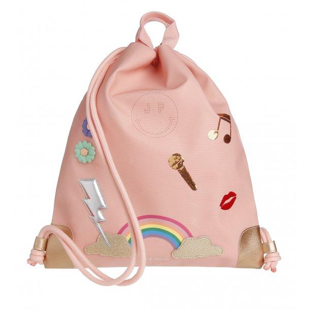 JEUNE PREMIER - City Bag Lady Gadget Pink