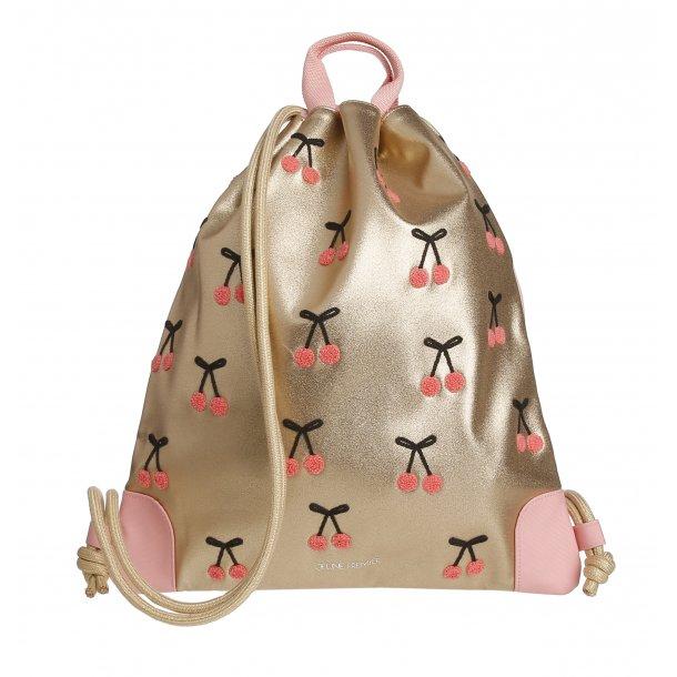 JEUNE PREMIER - City Bag Cherry Pompon