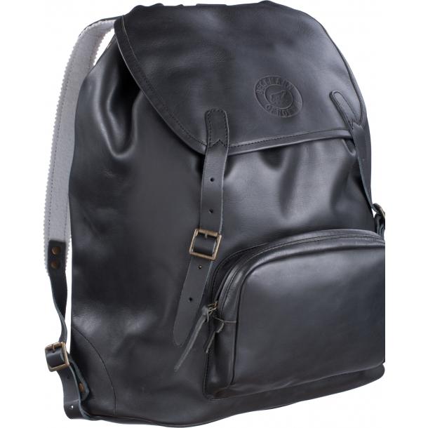 f08a131a0ac Skind taske 30 L Sort - Ungdom/Student/Voksen - Pocketsize ...