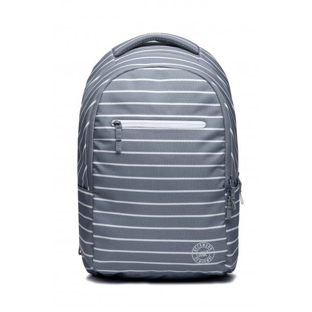 Skoletaske Free 30 L Grey